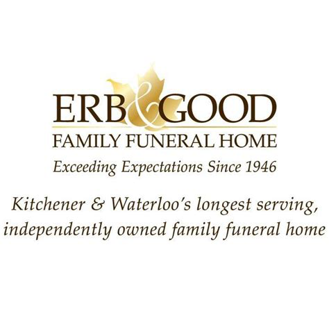 Erb and Good Family Funeral Home Ltd.